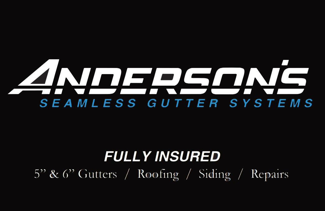 Anderson Seamless Gutter Systems